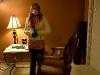 Kallie On Set Filming \'Dark All Around\' (2011 - Phoenix, AZ)