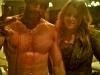 Kallie With Erick Fort On Set Filming \'Dark All Around\' (2011 - Phoenix, AZ)
