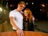 Kallie With Jamie Burrell On Set Filming \'Dark All Around\' (2011 - Phoenix, AZ)