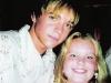 Kallie With Jesse McCartney