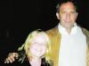Kallie with Kevin Costner