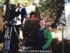 Kallie With Stephen Baldwin (Target 2004)